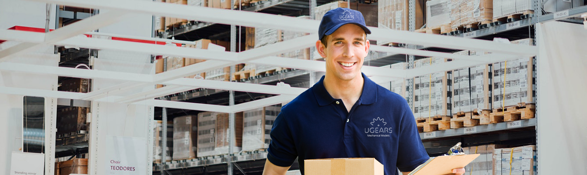 ugears drop shipping services