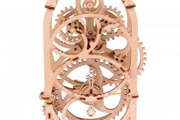 UGears Mechanical Wooden Model 3D Puzzle Kit Timer