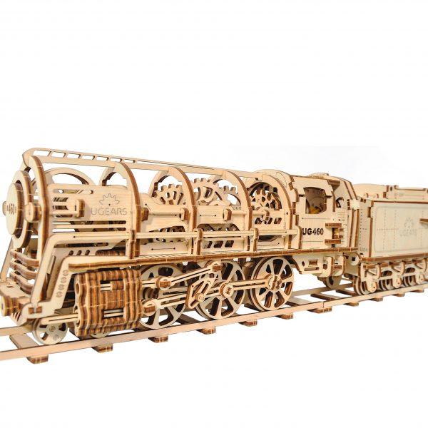 01. Locomotive UGears