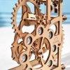 UGears Dynamometer Wooden 3D Model 1588