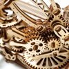 UGears Rail Manipulator Wooden 3D Model 2487
