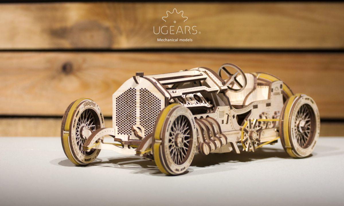 Ugears U 9 Grand Prix Car