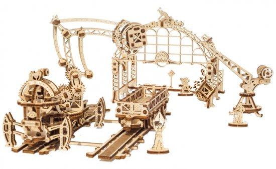 UGears Rail Manipulator