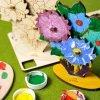 UGears Whale, Bear Cub, Bouquet, Cockerel and Rocking Horse Wooden 3D Model