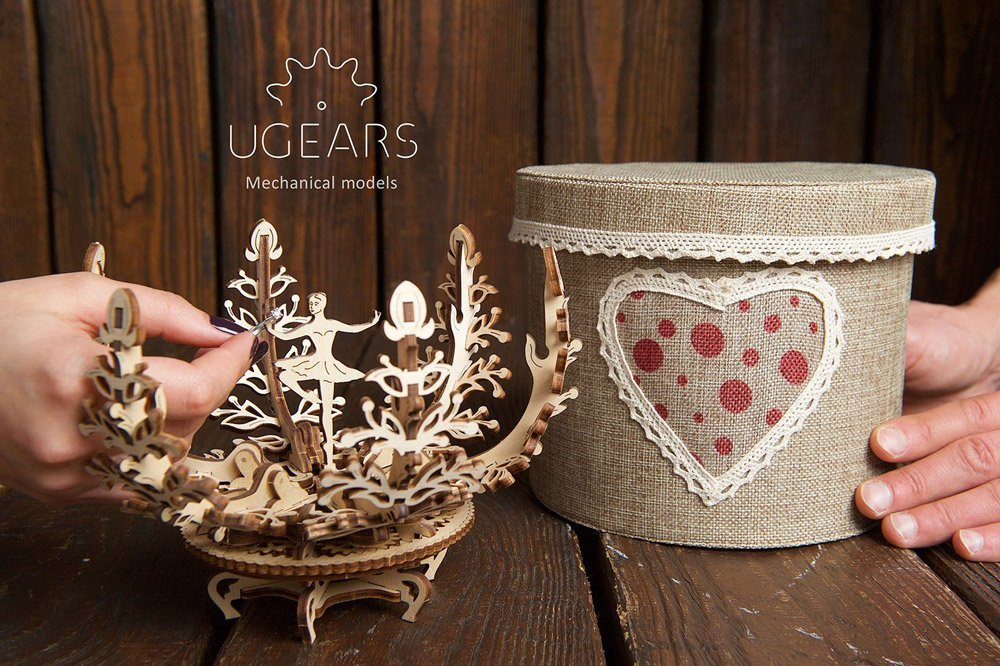 Valentine's Day gifts for Him and for Her! - UGears USA 1