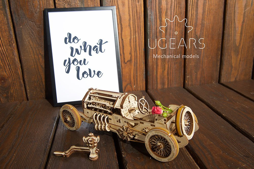 Valentine's Day gifts for Him and for Her! - UGears USA 2