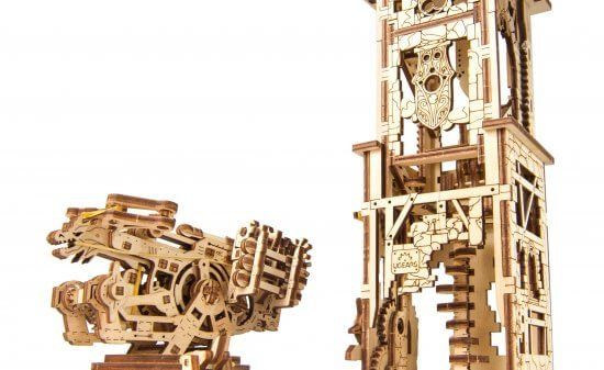 UGears Archballista-Tower