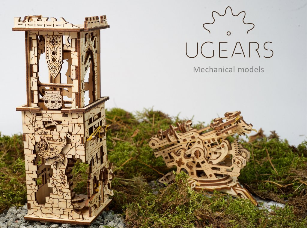 How to choose the right UGears 3D puzzle? 1
