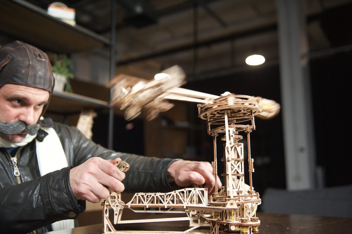 UGears Kickstarter - 11 absolutely new models 1