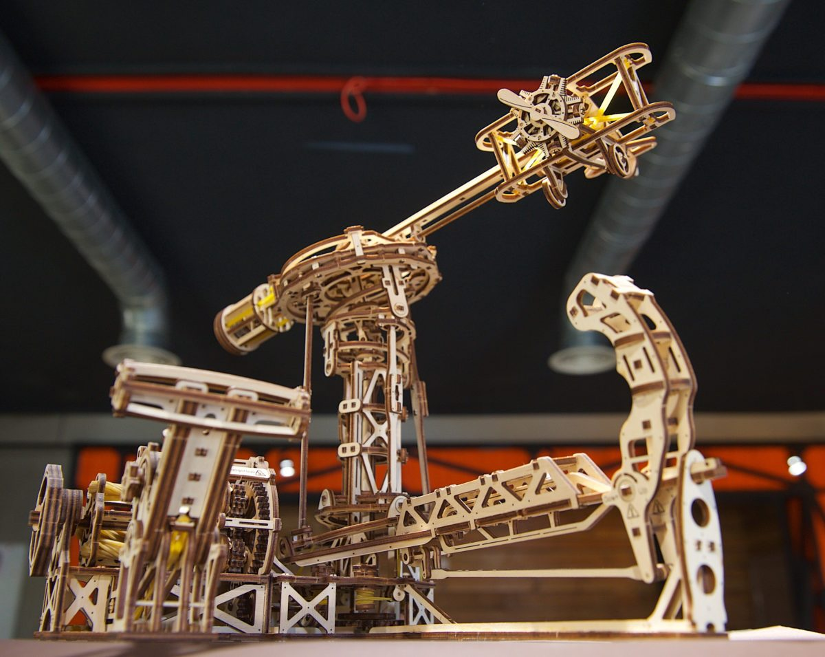 UGears Kickstarter - 11 absolutely new models 4