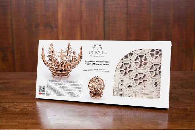 Get into the spring spirit with exquisite mechanical models by Ugears 2