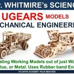 Ugears MECHANICAL MODELS engineering