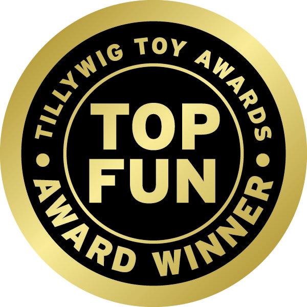 UGears Steam Locomotive is a Tillywig Award 2018 winner! 1