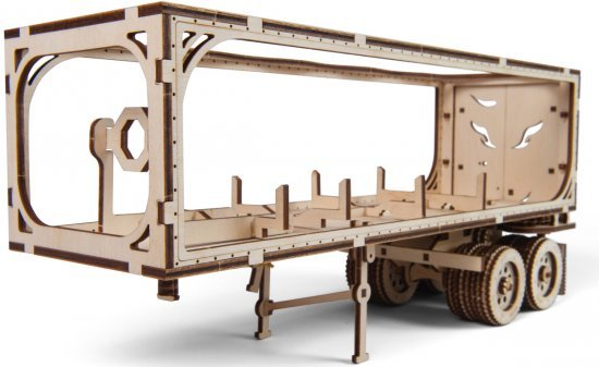UGears Heavy Boy Truck VM-03 Trailer