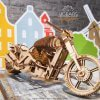 UGears Bike VM-02 Wooden 3D Model 13535