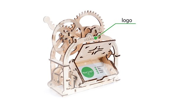 Corporate gifts with Ugears models - UGears USA 2