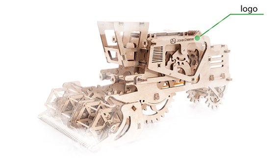 Corporate gifts with Ugears models - UGears USA 8