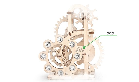 Corporate gifts with Ugears models - UGears USA 9