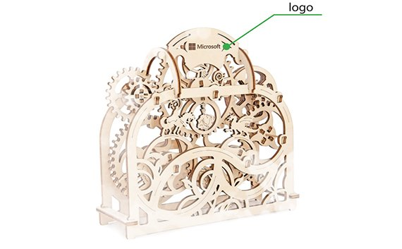 Corporate gifts with Ugears models - UGears USA 3