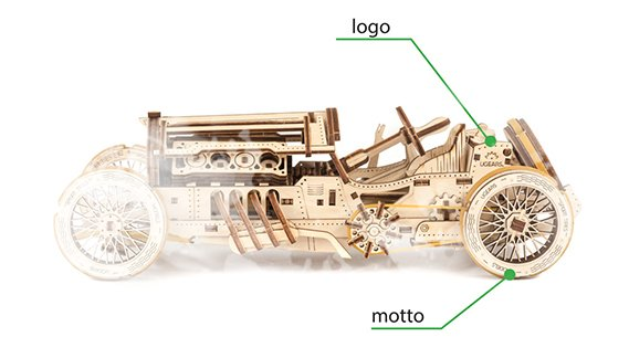Corporate gifts with Ugears models - UGears USA 6