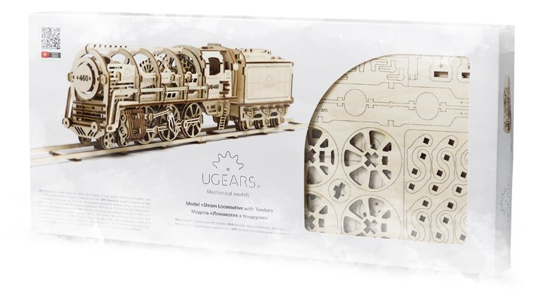 Corporate gifts with Ugears models 2