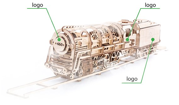 Corporate gifts with Ugears models - UGears USA 10
