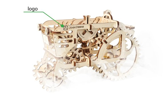 Corporate gifts with Ugears models - UGears USA 4