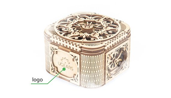 Corporate gifts with Ugears models - UGears USA 7