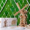 UGears Tower Windmill Wooden 3D Model