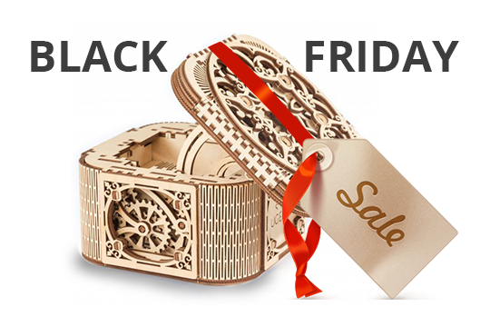 UGears Black Friday