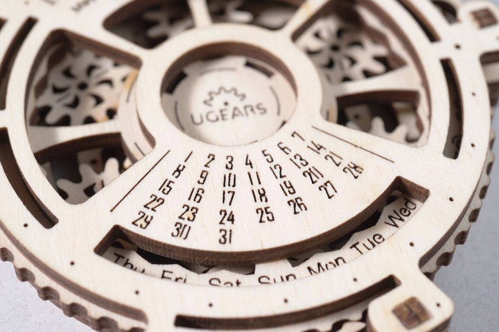 Which UGears 3-d puzzles are great to use in everyday life. 1