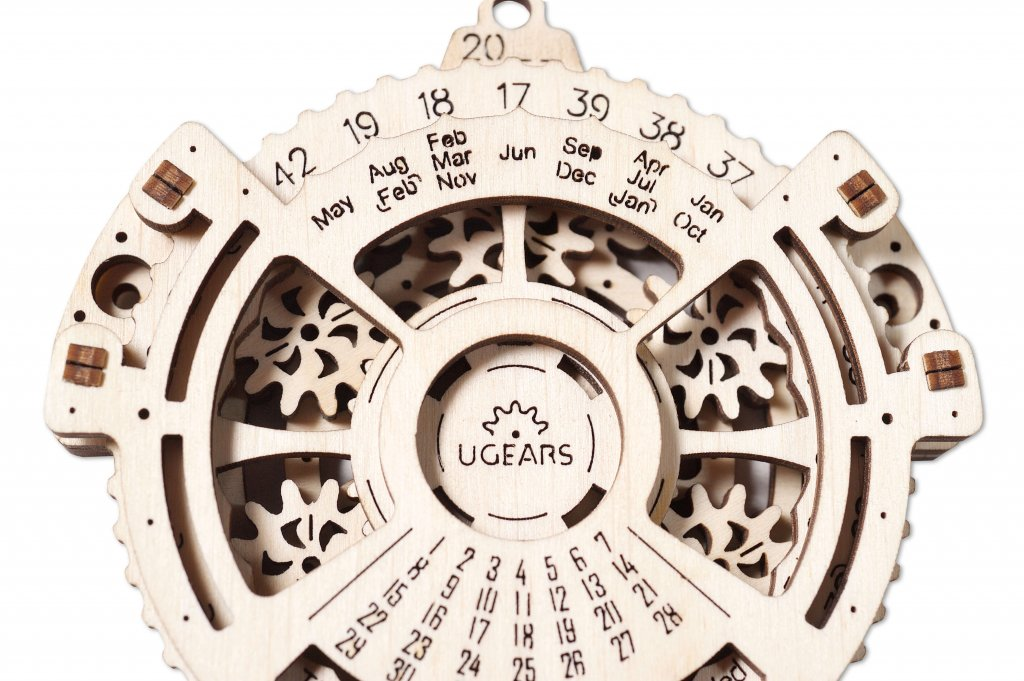 Take control of your time with UGears Date Navigator 2