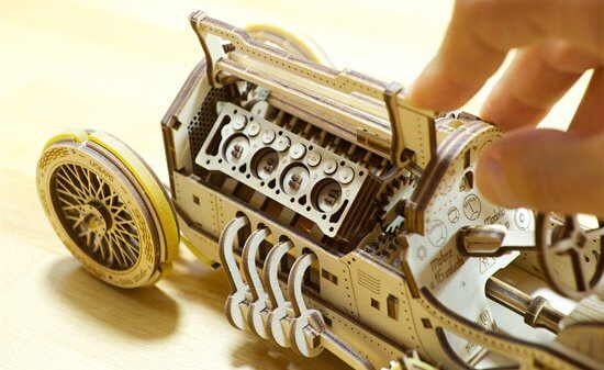 Gifts for Dad - Mechanical 3D Models 2