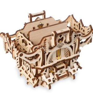 Ugears 2019 3d Wooden Mechanical Model Kits And Puzzles In Usa