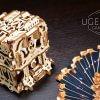 UGears Deck Box Wooden 3D Model 59202
