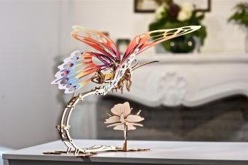 UGears Butterfly