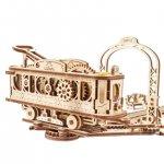 ugears-tram-line-model