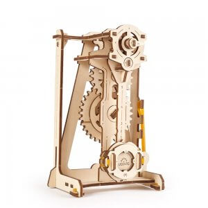UGears Mechanical Wooden Model 3D Puzzle Kit STEM LAB Pendulum