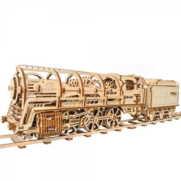 Best UGears Puzzles for Father's Day. Part 1 15