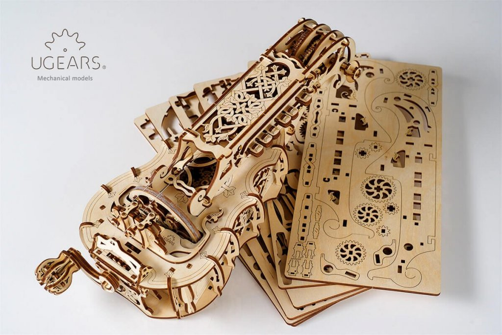 Best UGears Puzzles for Father's Day. Part 2 2