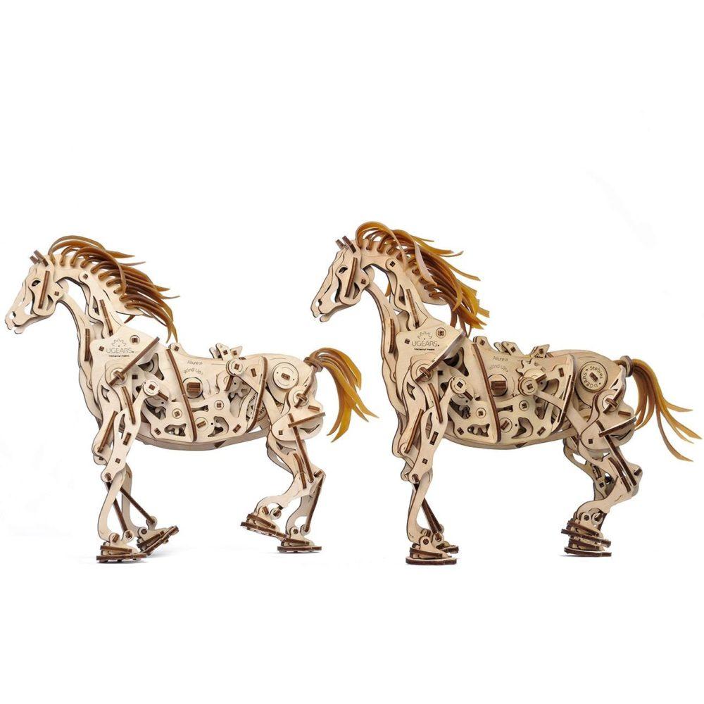 04.-Ugears-Horse-Mechanoid
