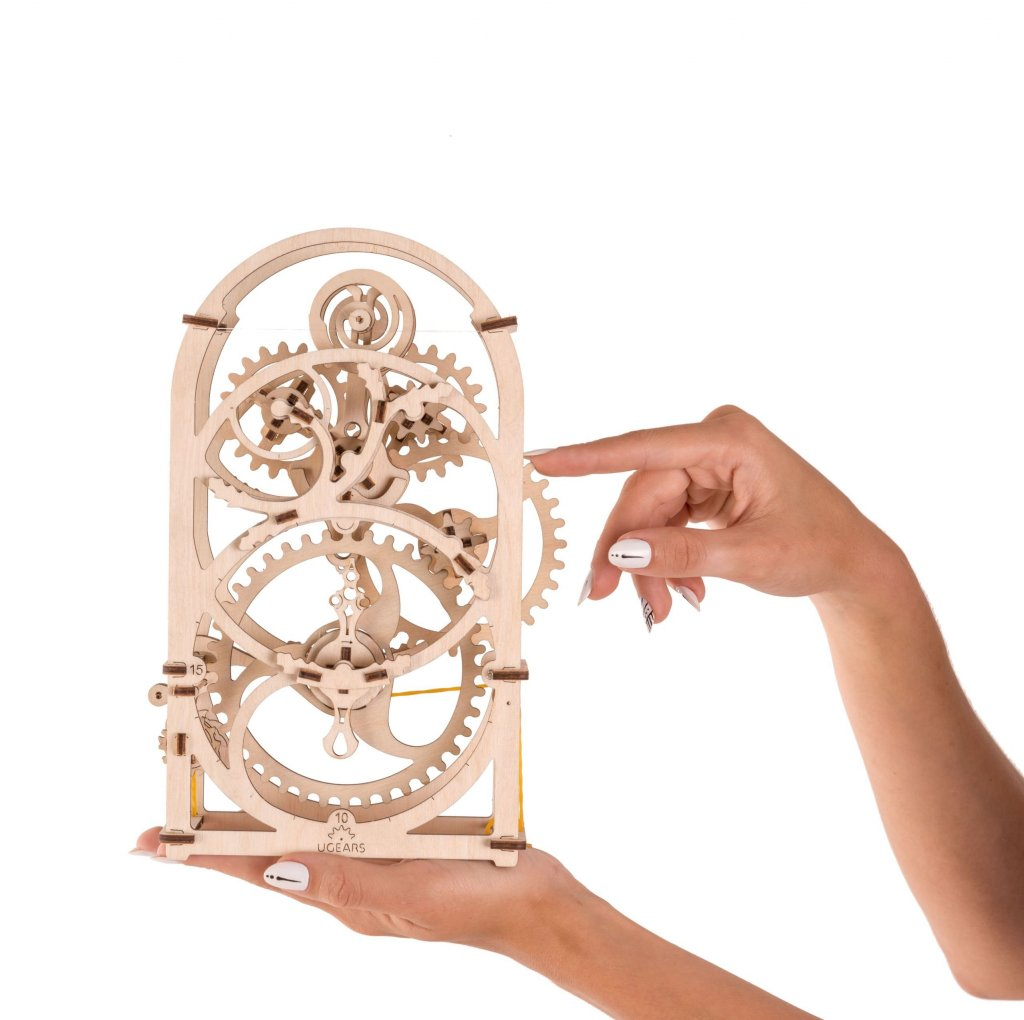 3 wooden puzzles that will cheer you up | UGears USA 1