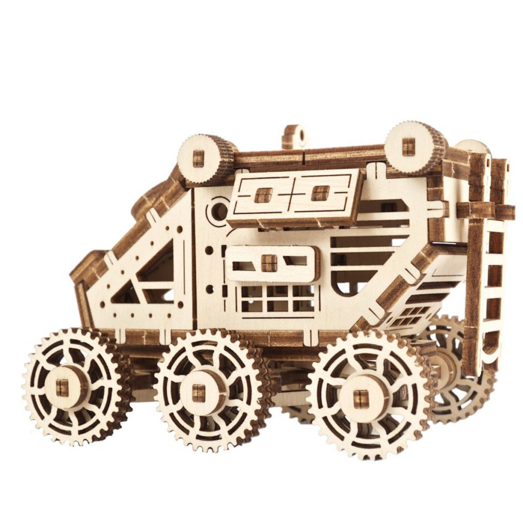 3 wooden puzzles that will cheer you up | UGears USA 2