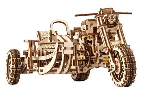 SCRAMBLER UGR-10 with SIDECAR