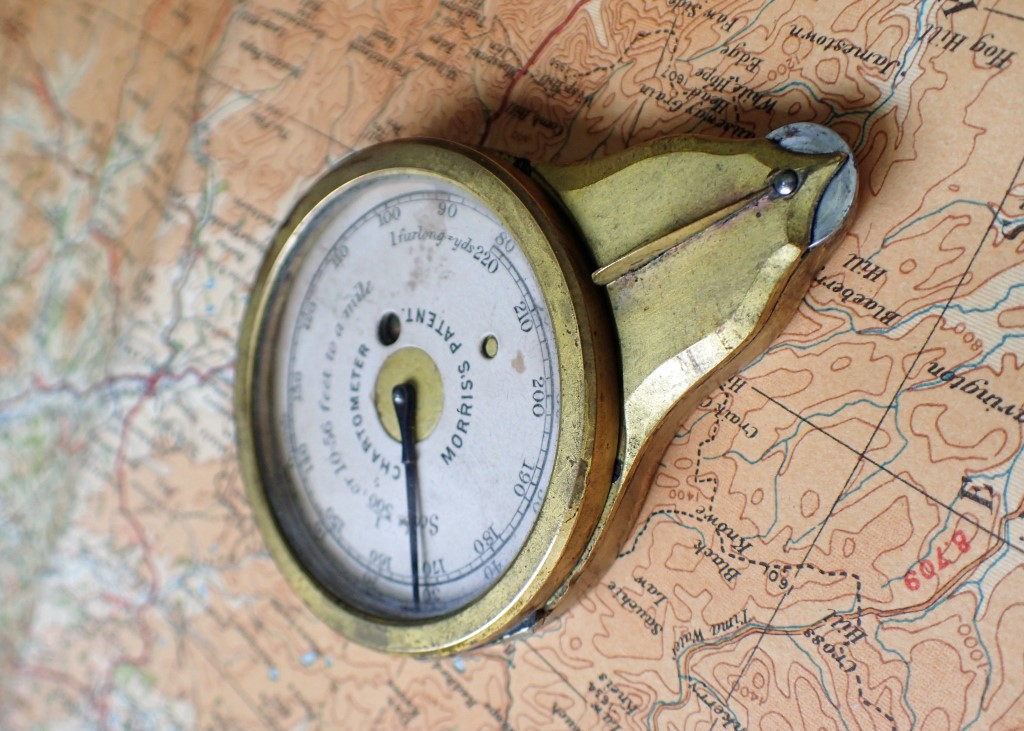 The essence of a curvimeter 2