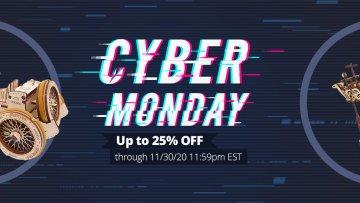 Cyber Monday: Cyber Gears 1