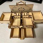 Ugears Antique Box