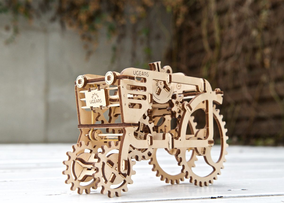 Something that matters most   UGears USA 2