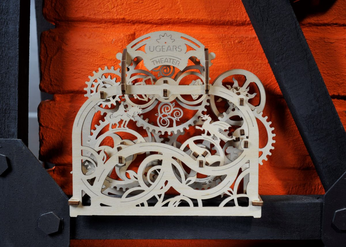 Model of the week: Ugears Theater 2