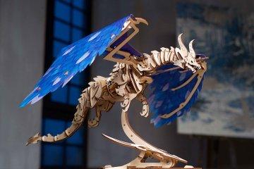 New mechanical marvel – Windstorm Dragon 1